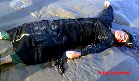 More dead bodies recovered in Bay of Bengal | Kaladan ...
